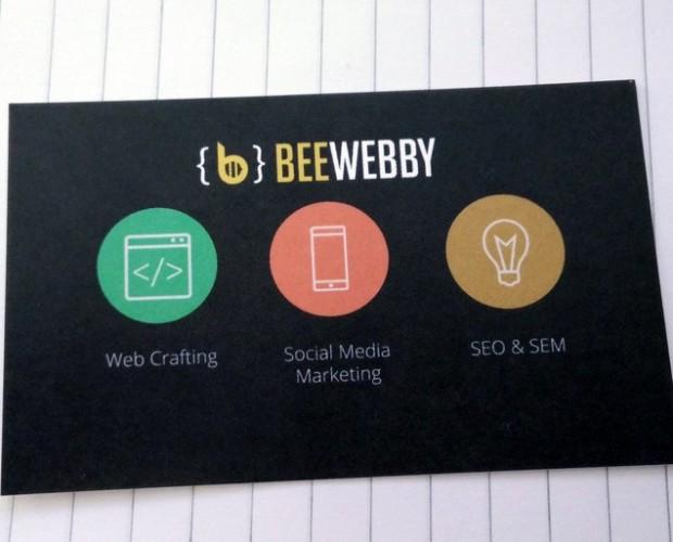 Beewebby Card